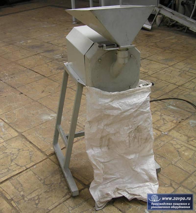 Как своими руками сделать мельницу для помола зерна
